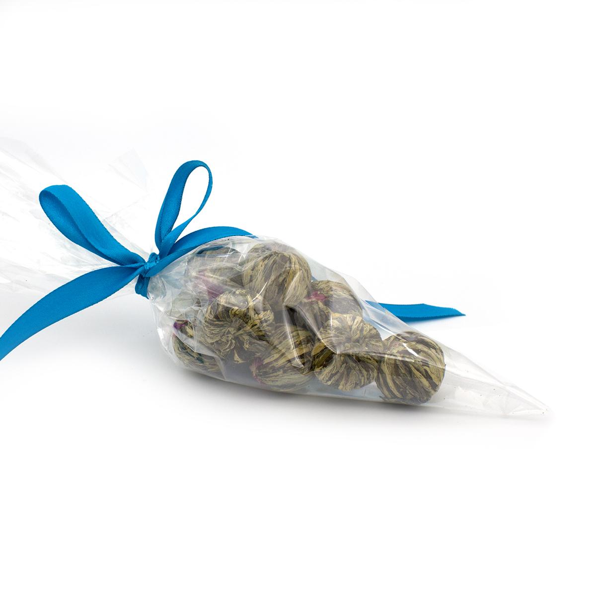 Связанный чай Амулет монаха в подарочной упаковке, 9 шт