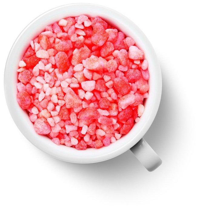 Сахар тростниковый Земляника со сливками kotanyi приправа сахар с какао с ароматом рома 45 г