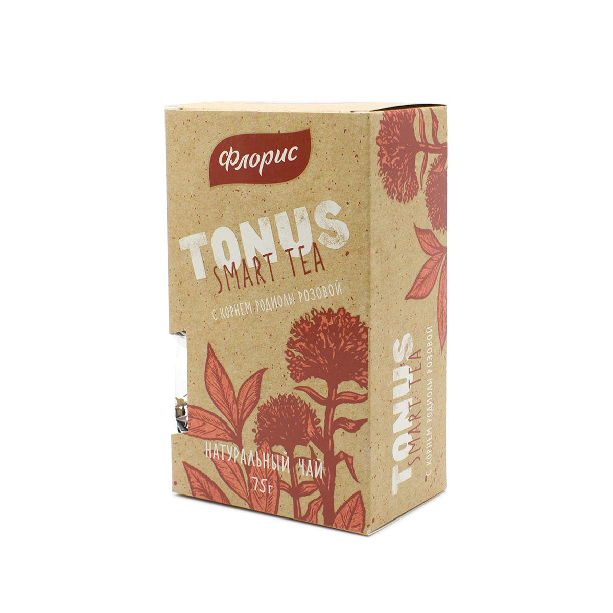 Чай черный натуральный Tonus, 75 г (уцененный товар) избранное из моря чая книга английское чаепитие чай черный листовой 75 г