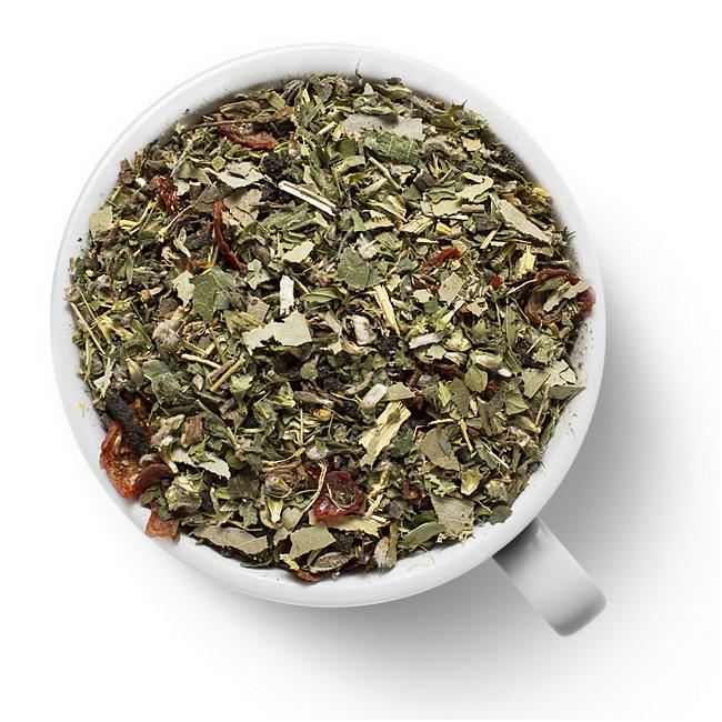 Чай травяной Хвойный лес (Здоровые легкие) чай листовой green side фиточай алтайский травник успокаивающий 50г