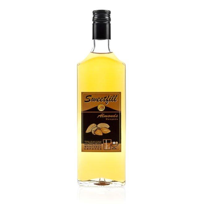 Сироп SweetFill Миндаль, 0,5 л