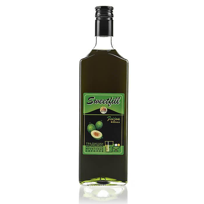 Сироп SweetFill Фейхоа, 0,5 л (уцененный товар) сироп sweetfill апельсин 0 5 л