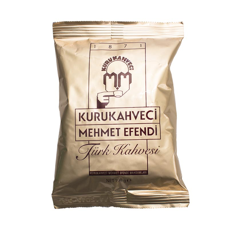 Кофе по-турецки молотый Mehmet Efendi,100 г от 101 Чай