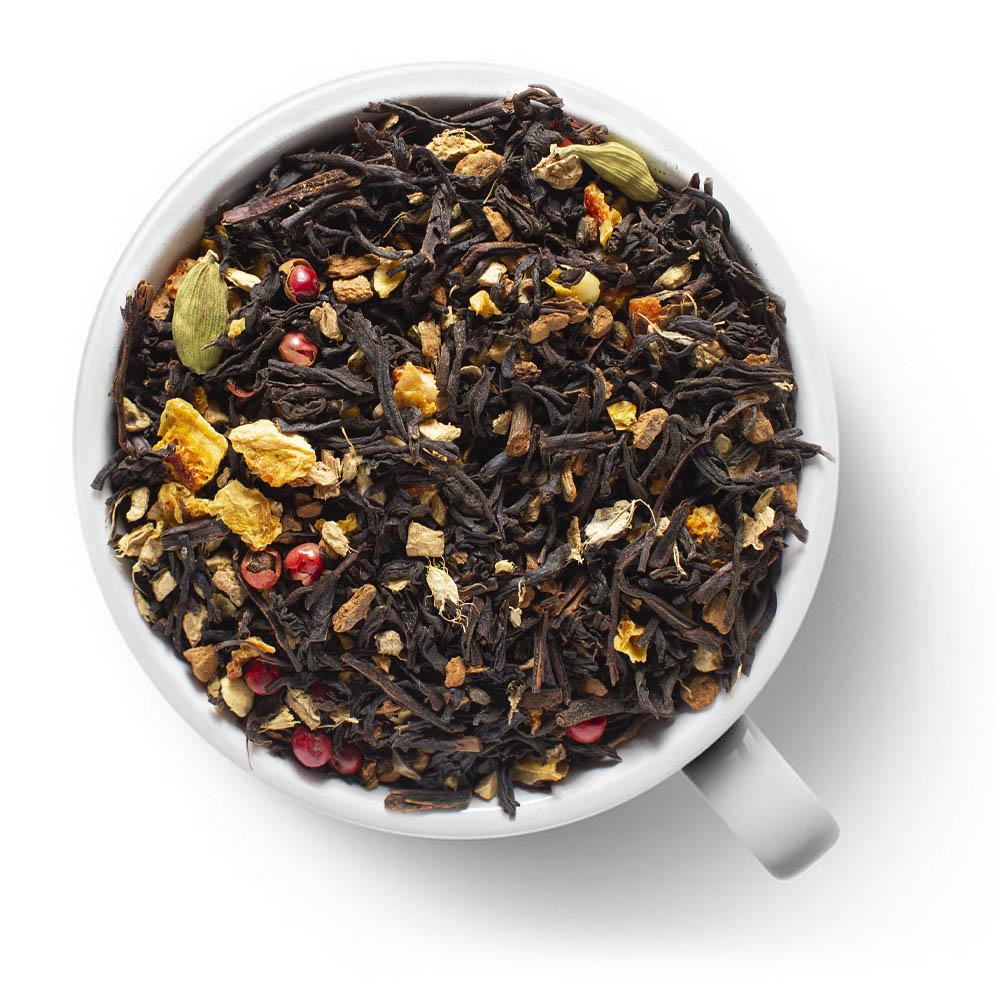 Чай черный со специями премиум домашняя кухня бадьян 10 г