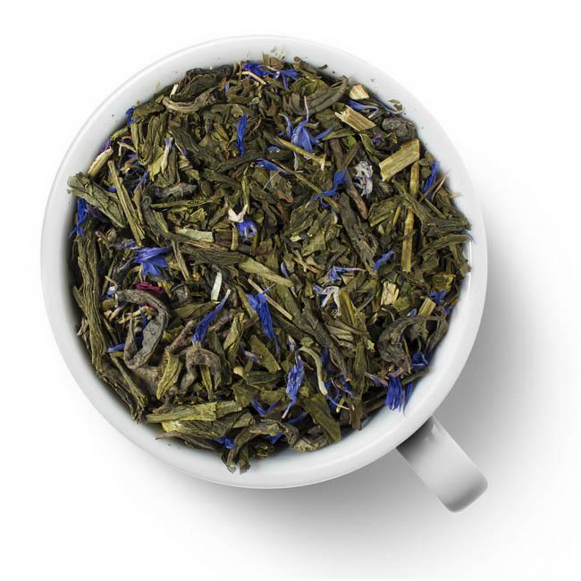 Зеленый ароматизированный чай Марокканский