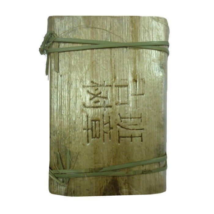Шу пуэр в листьях бамбука, прессованный, 500 г от 101 Чай