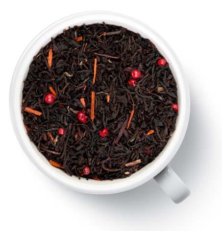 Черный ароматизированный чай Пасодобль