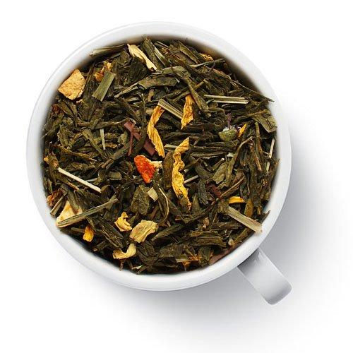 Зеленый ароматизированный чай Облепиха с лимоном
