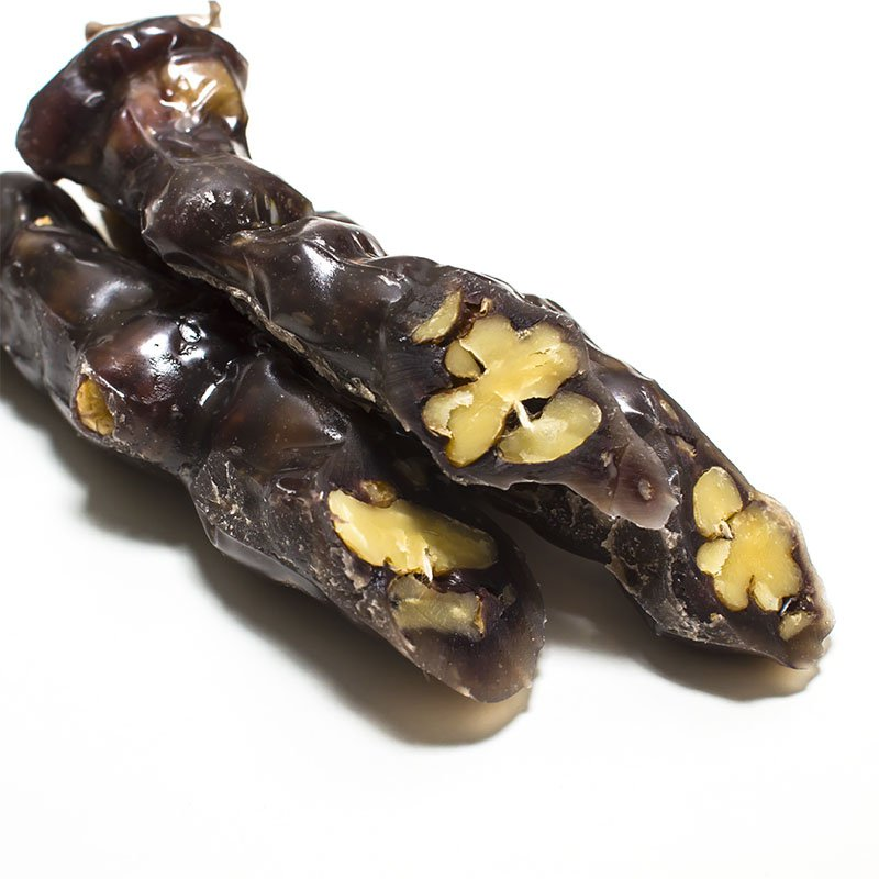 Чурчхела виноградная с грецким орехом (2 шт. в вакуумной уп.), 80 г