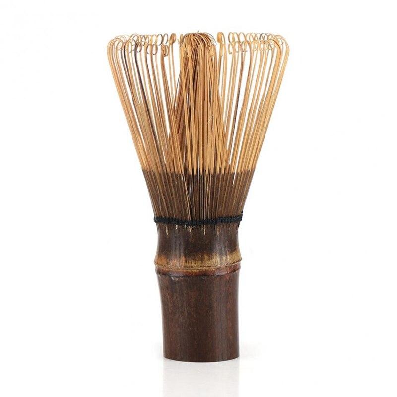 Бамбуковый венчик для матча Часен темный, 86 ворсинок чоп raho белый бамбук часенов матча венчиком
