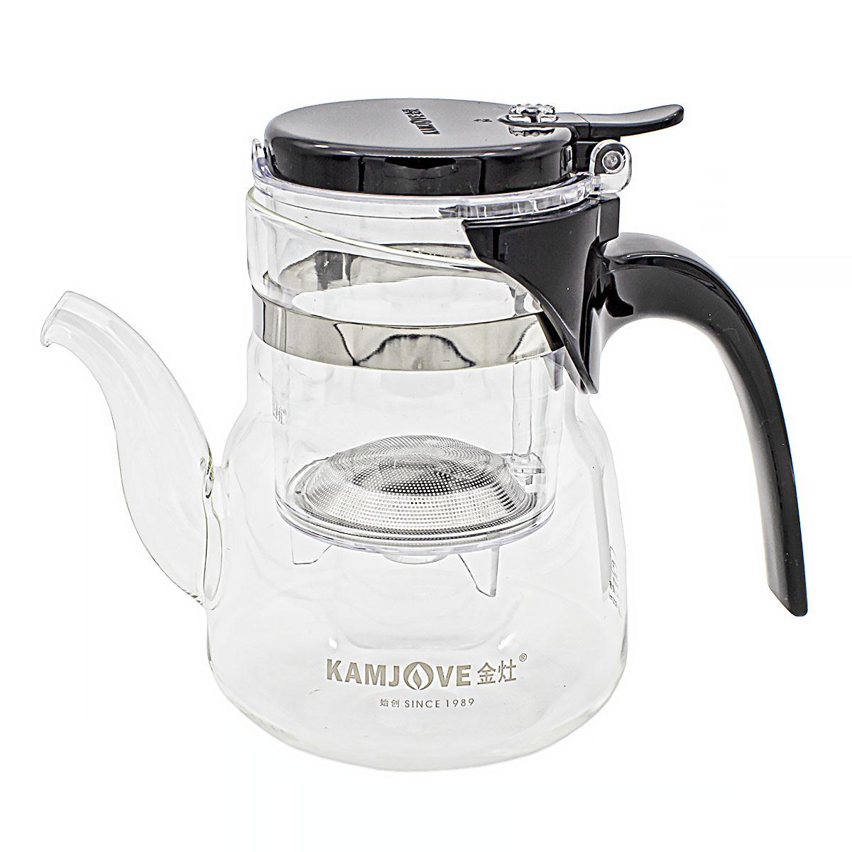 Чайник заварочный Гунфу Kamjove TP-853 с носиком 600 мл (уцененный товар).