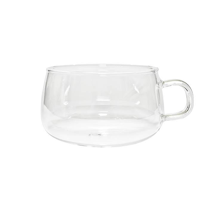 Чашка стеклянная, 150 мл