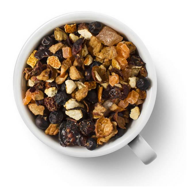 Фруктовый чайный напиток Тонус от 101 Чай