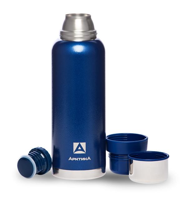 Термос для напитков Арктика 106-1200 (синий), 1200 мл