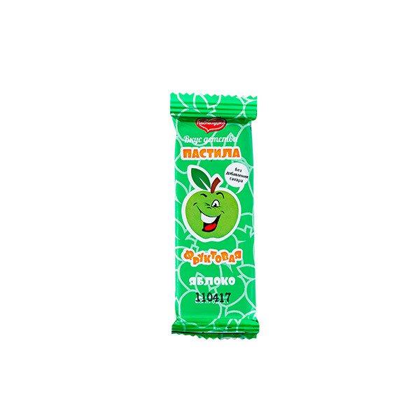 Пастилушка яблочная, 20 г (поштучно) от 101 Чай