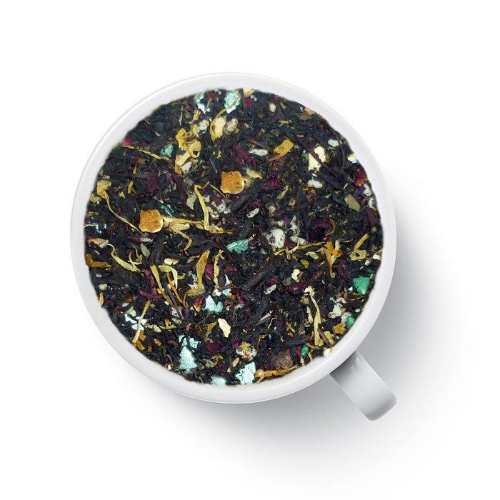 Черный ароматизированный чай Конфетти
