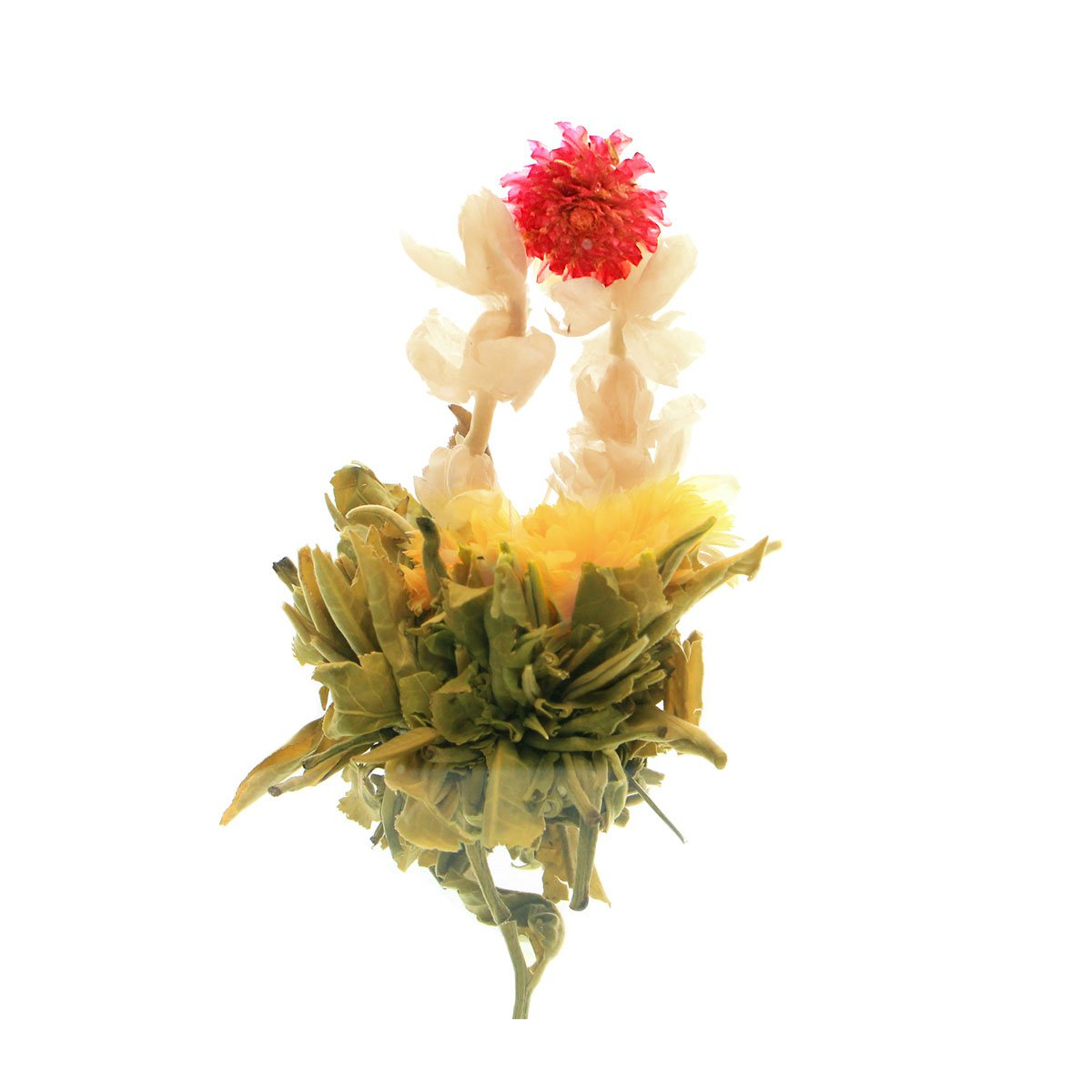 Связанный чай Рождение Венеры с ароматом жасмина в инд. упаковке