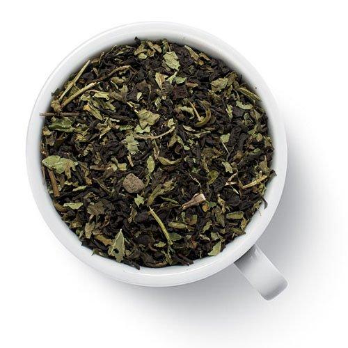 Черный ароматизированный чай с мелиссой