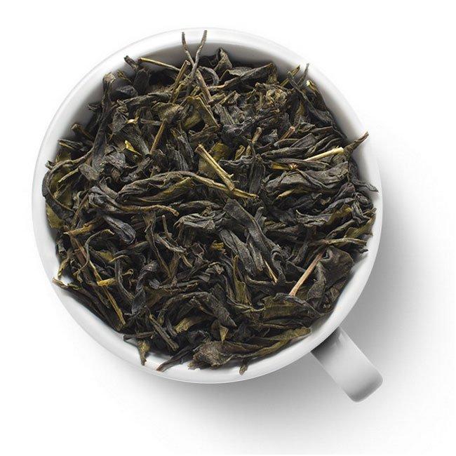 Зеленый грузинский чай Звезда Кобулети