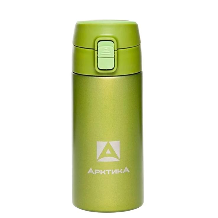 Термос питьевой Арктика 705-350 (зеленый), 350 мл