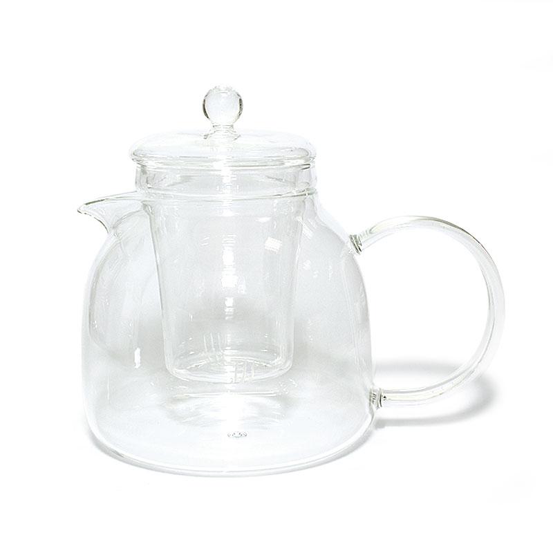 """Стеклянный заварочный чайник """"Айва"""", 1200 мл"""