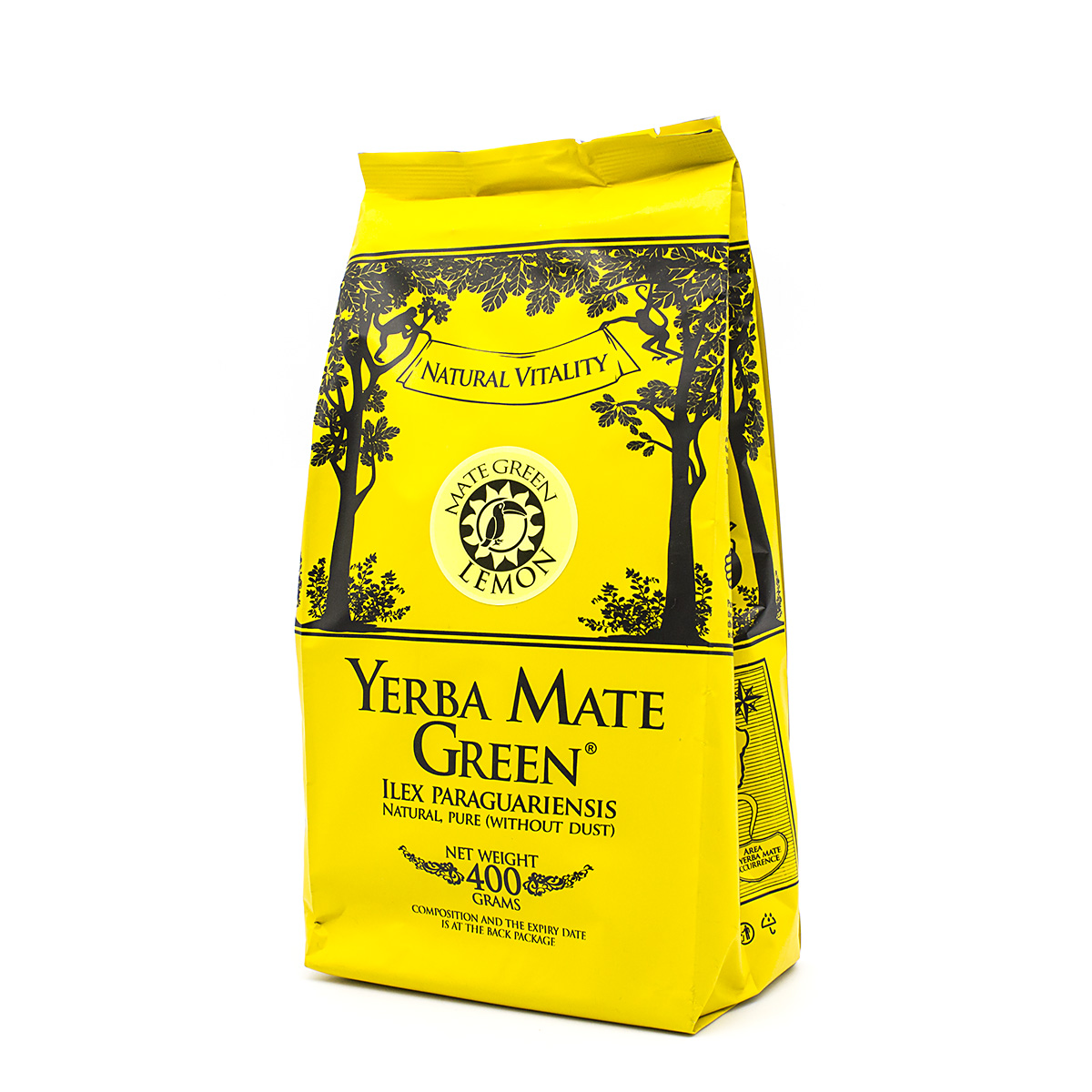 Мате Green Lemon (с лимоном), 400 г