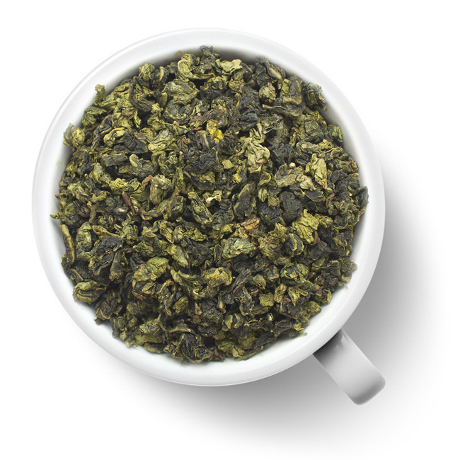 Улун Те Гуань Инь Ван, премиум dayocra травянисто зеленый