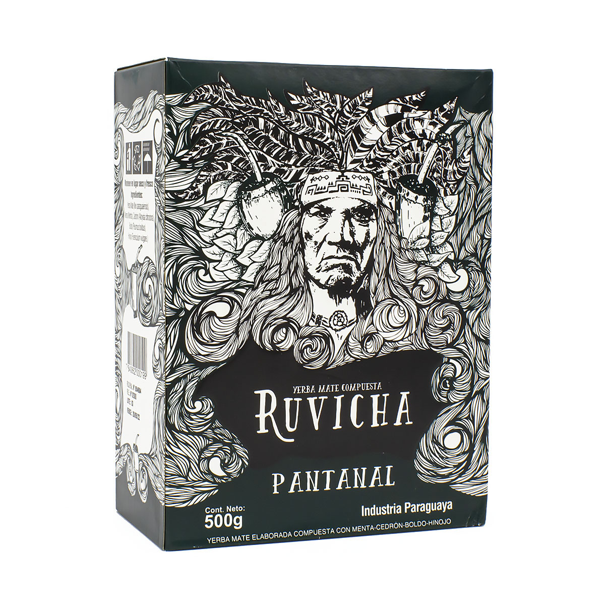 Мате Ruvicha Pantanal, 500 г