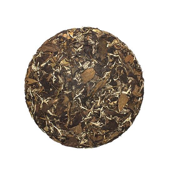 Белый чай Бай Му Дань (Белый пион), лепешка, 300 г от 101 Чай