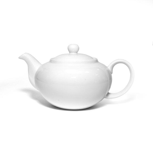 Фарфоровой заварочный чайник, 800 мл от 101 Чай