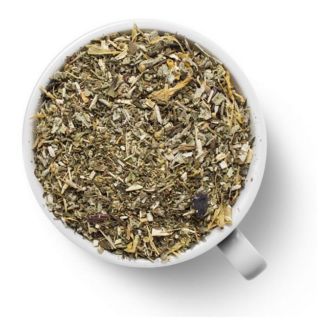 Чай травяной Горный ветер (Здоровый желудок) напиток чайный травы башкирии чага чай при гастрите и язве желудка ф п 2 0г х 20шт
