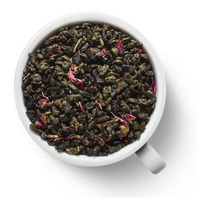 Чай зеленый Клубника со сливками