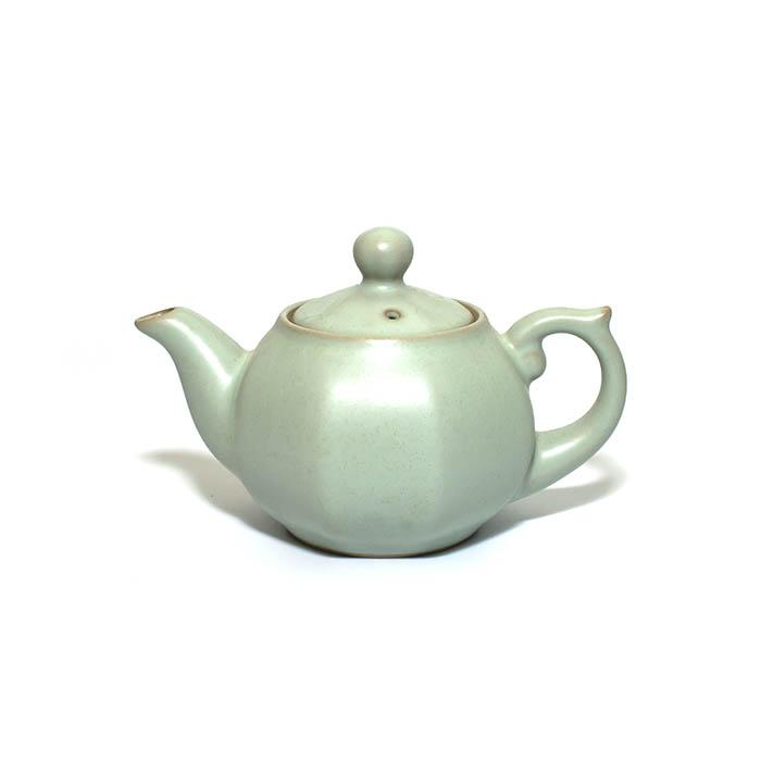 """Чайник керамический """"Turquoise"""", 200 мл от 101 Чай"""
