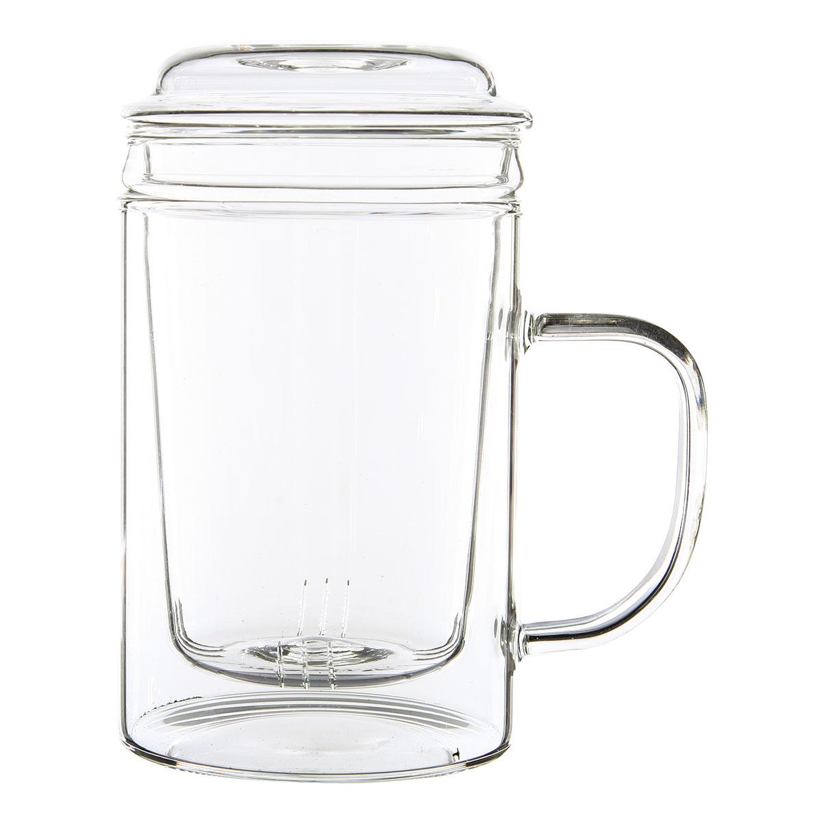 Заварочный стакан Нью-Йорк, 400 мл (уцененный товар) цена