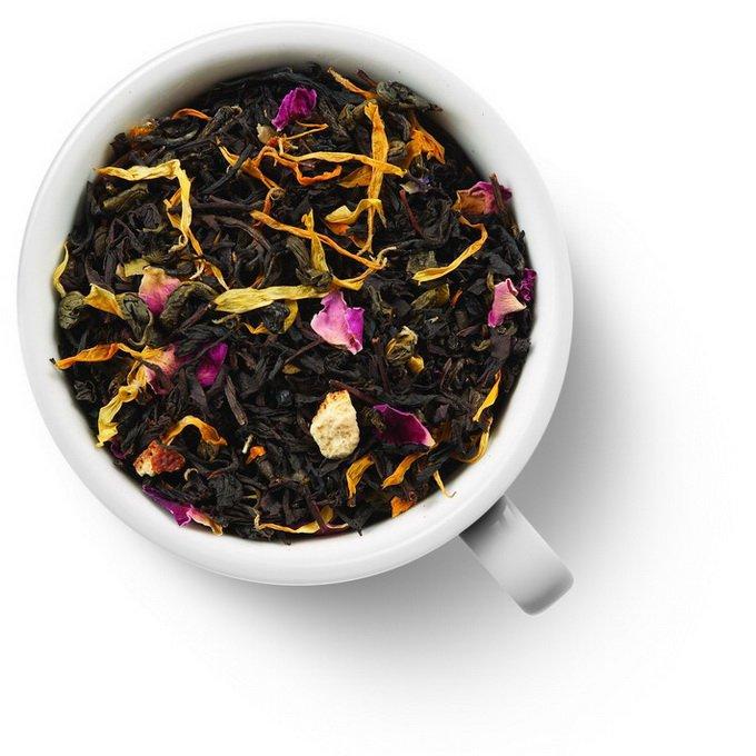 Черный ароматизированный чай Сауасеп