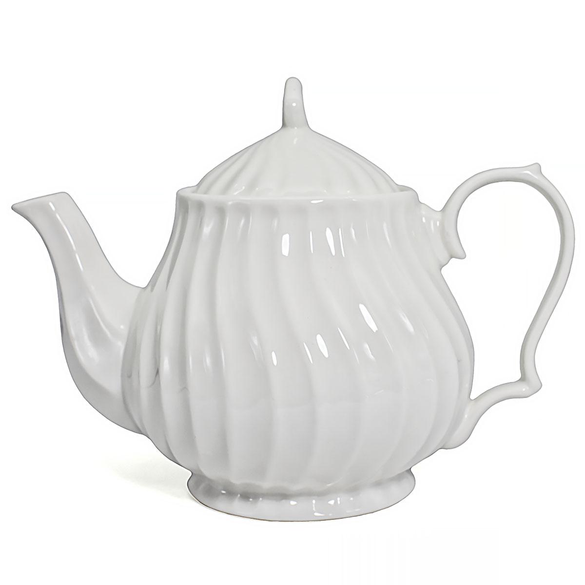 """Заварочный чайник """"Витая"""", фарфор, 850 мл"""