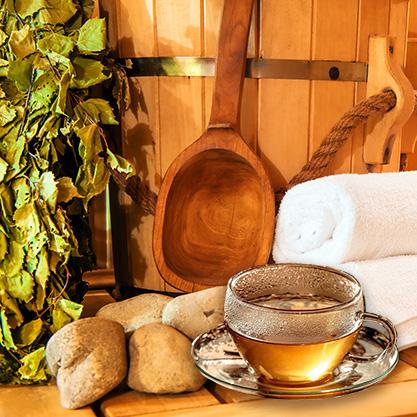 Набор чаев для бани