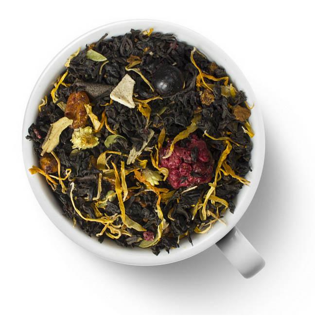 Черный чай Русский дух