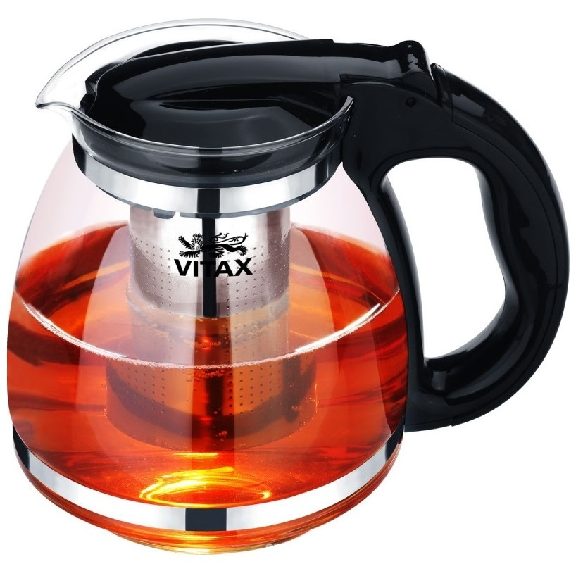 Чайник заварочный Vitax-3303 Lulworth, 1500 мл чайник заварочный elrington 450 мл sfyt027s 41