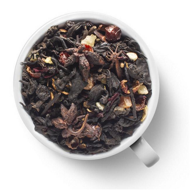 Чай черный Пуэр Глинтвейн чай пуэр чёрный монетка прессованный 1 штука на пробу