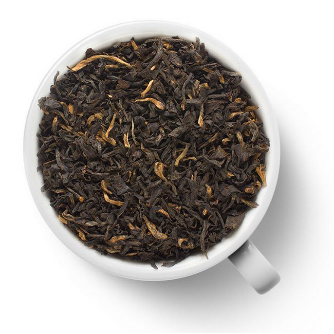 Черный чай Ассам Меленг FTGFOP1