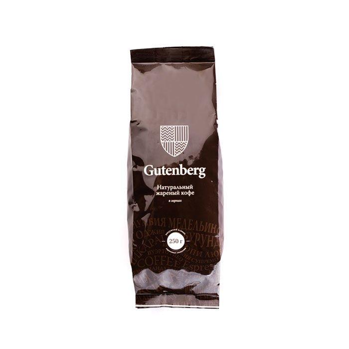 Кофе в зернах Бразилия Рио Минас, уп. 250 г