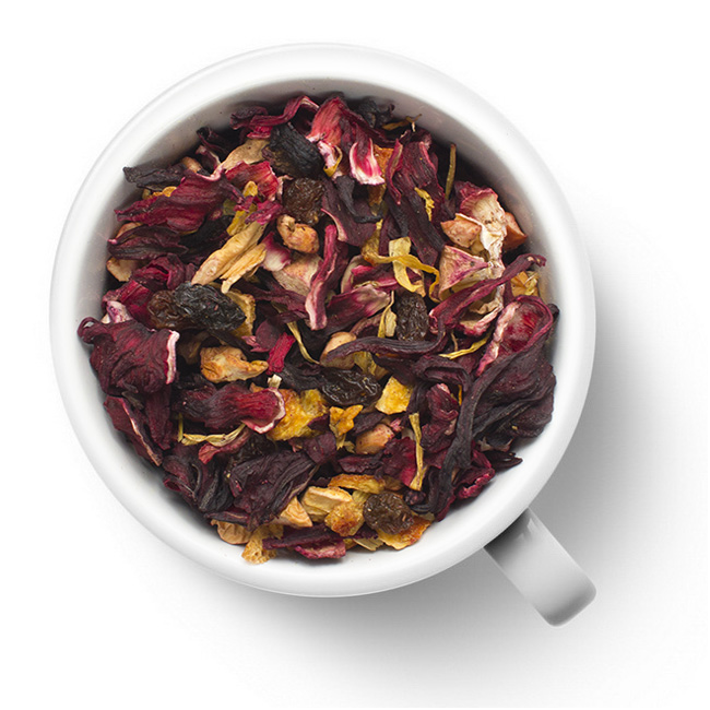 Фруктовый чай Фруктово-ягодная смесь