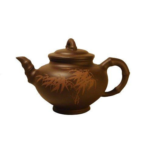 """Глиняный чайник """"Бамбуковый лес"""", 360 мл от 101 Чай"""