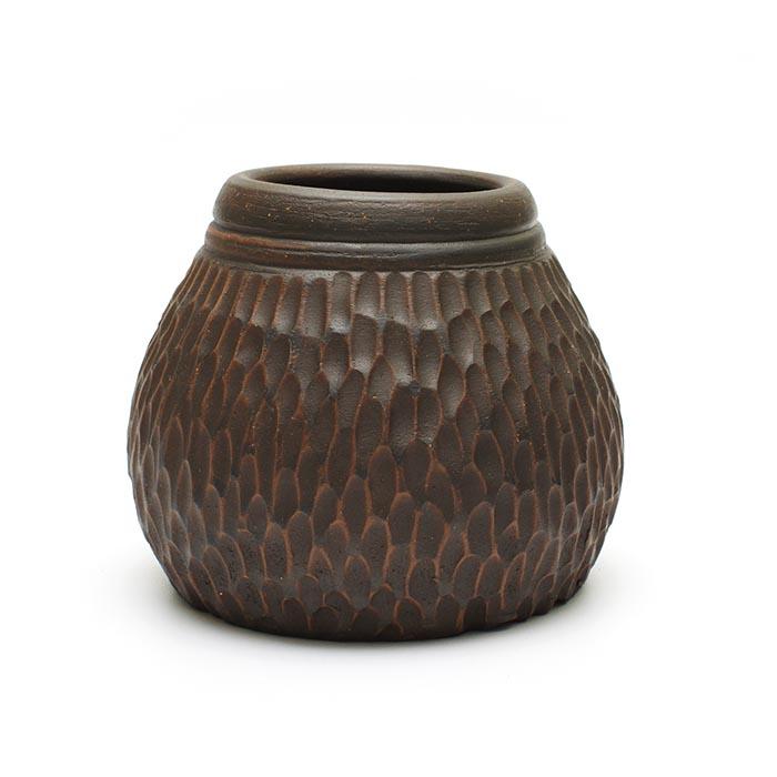 Калабас глиняный современный, 300 мл