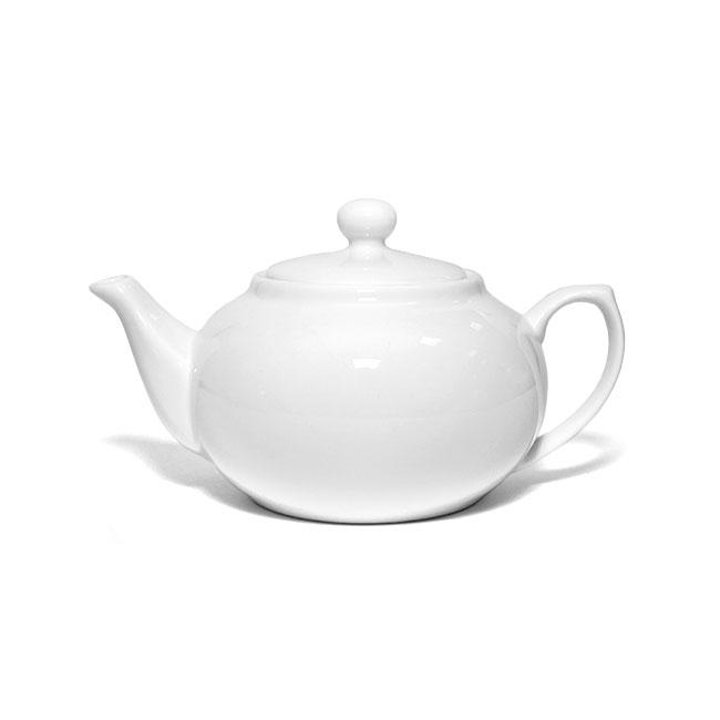 Фарфоровой заварочный чайник, 500 мл от 101 Чай