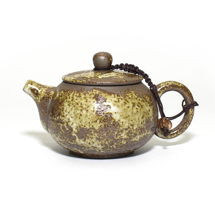 """Глиняный чайник """"Драконова печь"""", 140 мл"""