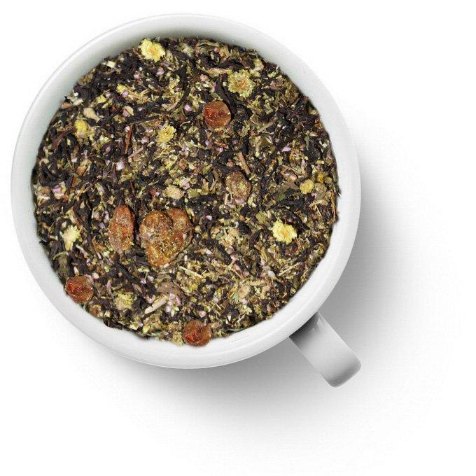 Черный чай Звенигородский