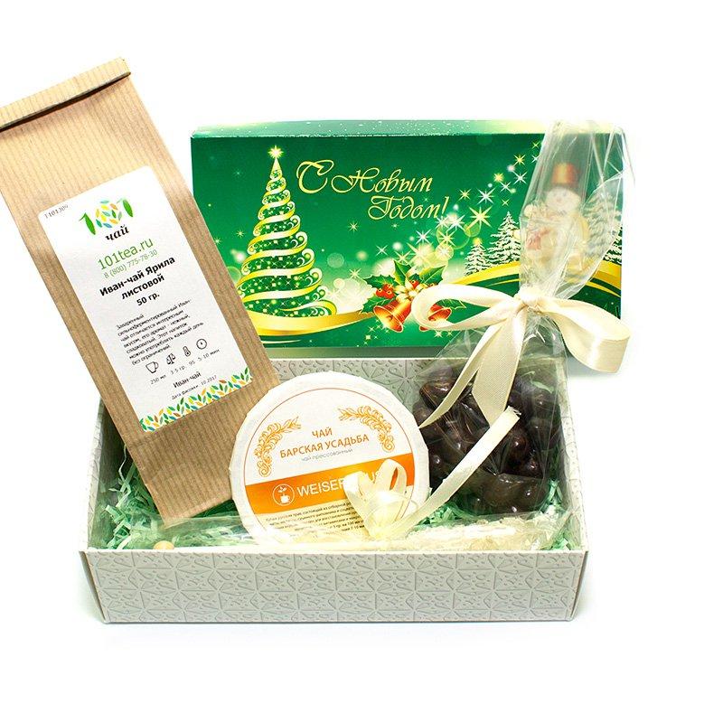 Новогодний подарочный набор №18 от 101 Чай