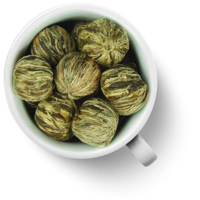 Связанный чай Люй Ли Чжи (Зеленый Ли Чжи), в уп. 5 шт.